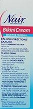 Nair Hair Remover Bikini Cream Sensitive 1.7 Ounce 50ml 2 Pack image 6