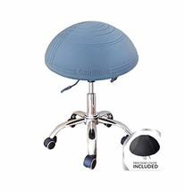 THE ORIGINAL Balance Fit Ball Office Chair, Adjustable Desk Stool - Ergonomic Of - $266.28