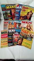 Vintage Magazine Lot...True Adventures/Modern Man...1970's...Set of 12 p... - $93.14