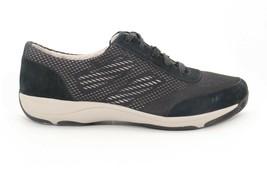 Dansko Hayes Suede Sneakers Oxfords Black Women's Size 39 () - $84.15