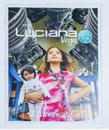 AMERICAN GIRL CATALOG MEET LUCIANA VEGA GIRL OF THE YEAR JANUARY 2018 - $8.11