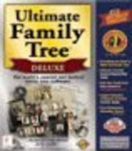 Ultimate Family Tree Deluxe - $27.99