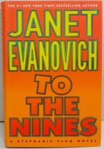 To the Nines by Janet Evanovich Stephanie Plum No 9 HC DJ 1st Ed 2003 - $4.50