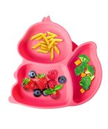 Baby Plates,Toddler Plates,Suction Plates for Babies,Portable Non Slip P... - $24.99