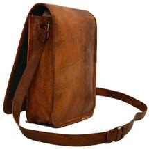 Handmade Leather Shoulder Messenger Bag for Men and Women - $19.80