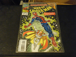 Web of Spider-Man Comic Book #104 September 1993 - $5.35