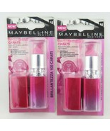 Maybelline Watershine & Watershine Carats Lipstick *choose your shade*Tw... - $11.96