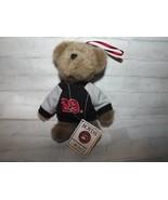 "Boyds Bears Racing Famiiy #29 Nascar Kevin Harvick Ornament 6"" T Taupe P... - $10.67"