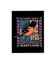 PICTURE POSTCARD - BALTIMORE ORIOLE- MARYLAND BK5 - $1.94