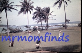 Vtg 35mm Sllide Nov/1962 Plastichrome ~  Dorado Beach Puerto Rico Golfin... - $9.89