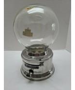 Ford Gumball Machine 10 Cent Vintage Glass Globe Lock/Key - $216.69