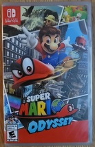Super Mario Odyssey (Nintendo Switch, 2017) Brand New - $39.95