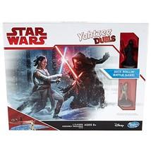 Star Wars Yahtzee Duels Updated Board Game Classic Family Fun Hasbro HSB... - $28.50