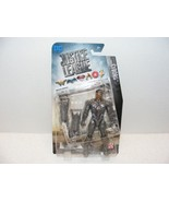 "NIB 2017 DC COMICS JUSTICE LEAGUE CYBORG 6"" POSEABLE ACTION FIGURE  - $15.99"