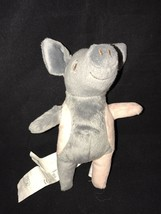 "8"" Ikea Hasselmus Mouse Plush in Pink Hat Plush Stuffed Animal"