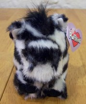 "Puffkins ZACK THE ZEBRA 4"" Plush Stuffed Animal NEW - $15.35"
