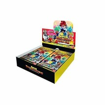 Super Dragon Ball Heroes Ultimate Booster Pack Box Clash of arms Japan New - $48.37
