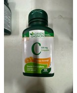 Adrien Gagnon VITAMIN C 500MG CHEWABLE ORANGE FLAVOR 120 tablets - Brand... - $7.87