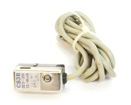 KOGANEI CS3B SENSOR SWITCH W/LED 5-30VDC, 10-46MA, 2M image 1
