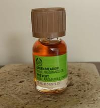 Nos New The Body Shop Green Meadow Home Fragrance Oil 0.3oz - $21.20