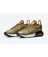 Nike Women's Air Max 2090 Shoes NEW AUTHENTIC Olive Flak/Gold DC1875-300 - $149.99