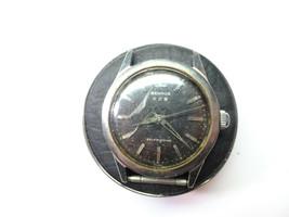 Vintage Benrus Eg 195 Auto Movement Watch Runs For Restorations No Back Eg 195 - $111.27