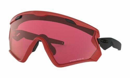 Oakley Rompevientos 2.0 Gafas de Sol OO9418-0645 Viper Rojo Prizm Nieve Linterna