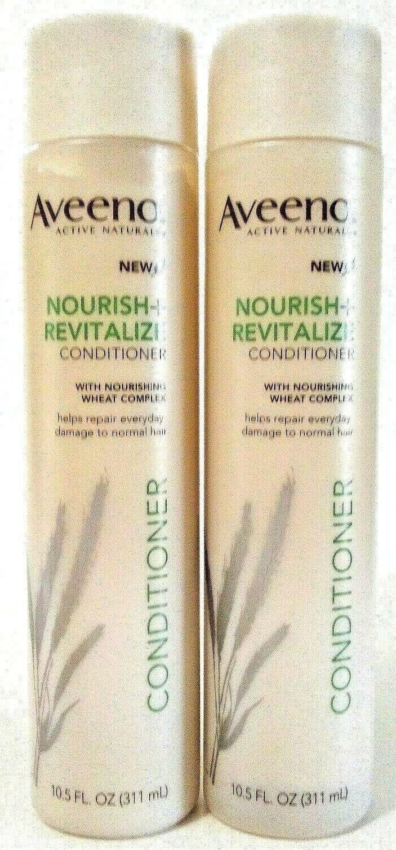2 - Aveeno Hair Care Active Naturals Nourish + Revitalize Conditioner 10.5 oz ea - $27.00