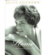 Home: Autobiography By Julie Andrews ~ HC/DJ 1st Ed ~. 2008 - $14.99