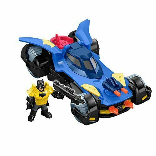 Fisher-Price Imaginext DC Super Friends, Batmobile - $39.98