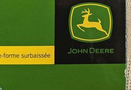 John Deere TBE45353 ERTL 8R Series 8325R 8335R Tractors Semi Drop Bed Trailer image 6