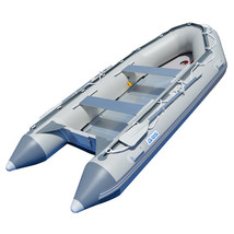 BRIS 14.1 ft Inflatable Boats Fishing Raft Power Boat Zodiac Dinghy Tender Boat image 1