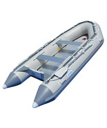 BRIS 14.1 ft Inflatable Boats Fishing Raft Power Boat Zodiac Dinghy Tend... - $1,649.00