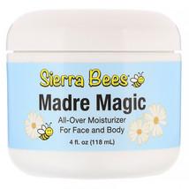 Sierra Bees, Madre Magic, Royal Jelly and Propolis Cream, 4 fl oz (118 ml) - $37.14