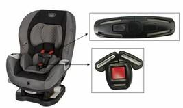 Evenflo Triumph (Advanced, LX) Child Car Seat Harness Chest Clip&Buckle ... - $19.79