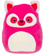 "SQUISHMALLOWS 8"" Lucia The Pink Lemur Stuffed Plush Toy - $18.80"