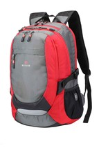 RUIGOR ACTIVE 29 Laptop Backpack Red Grey - $56.95