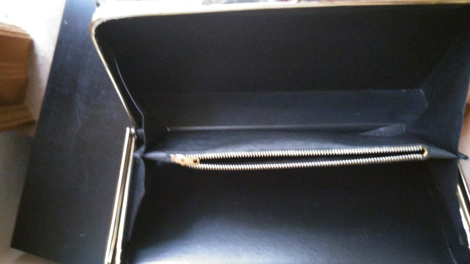 womens black purse RAS1186