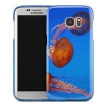 Casestry | Jellyfish Aquatic Fluorescent One | Galaxy S6 Edge Case - $225,71 MXN