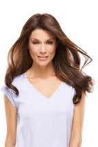 """Easipart Xl 12"""" Or 18"""" Remy Human Hair Topper - Jon Renau *All Colors* Hairpiece - $690.63+"""