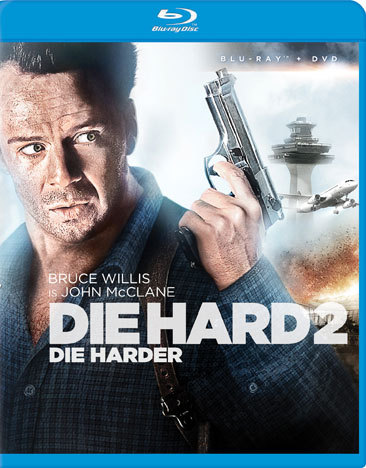 Die Hard 2-Die Harder (Blu-Ray/DVD/Ws/Sac)