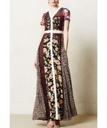 Anthropologie Sula Maxi Dress By Byron Lars Sz 4P - NWOT - $361.84