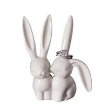 Ceramic Bunny Ring Holder - $22.77