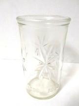 50th Anniversary Anchor Hocking Starburst Jelly Jar Juice Glass  - $9.90