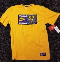 Nike Kb Kobe Bryant Jock Tag Men's Cotton T-SHIRT 611348 010 - $20.00