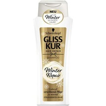 Schwarzkopf Gliss Kur Winter Repair Shampoo Xl 300 ml-FREE Shipping - $15.35