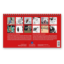 Tintin desk calendar 2022 New and sealed 21 cm x 12.5 cm Official Tintin product image 4
