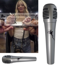 Lauren Bushnell The Bachelor Signed Autographed Microphone Mic Proof Pho... - $58.51