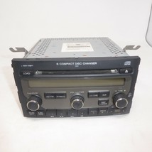 Honda Pilot Radio 6 DISC CD Player XM AM/FM 39100-STW-A200 2006 2007 2008 - $79.15