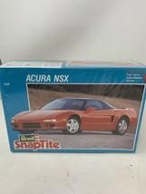 1992 Revell SnapTite Acura NSX 1/24 New Sealed Model Kit - $38.69